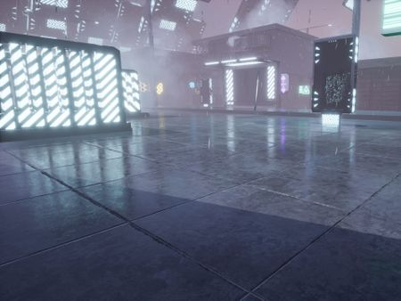 cyber town 2077