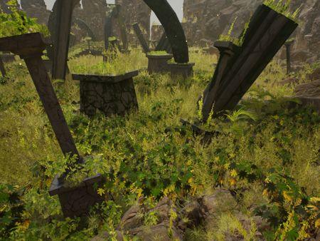 UE4.27 : Ruins