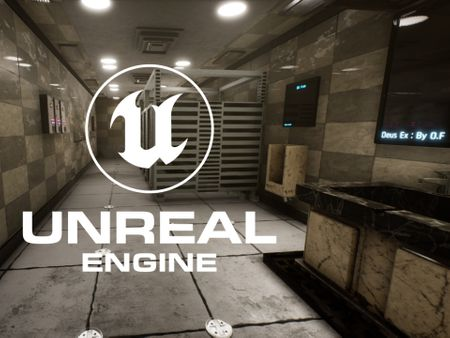 Deus Ex remakes : The Hive Toilets