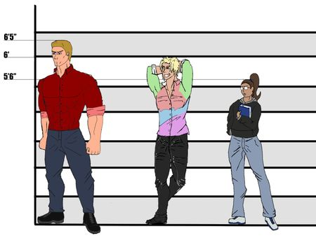 JMC Lab 1 Character Design