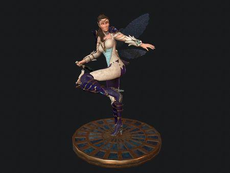 Lailla: The fallen fairy