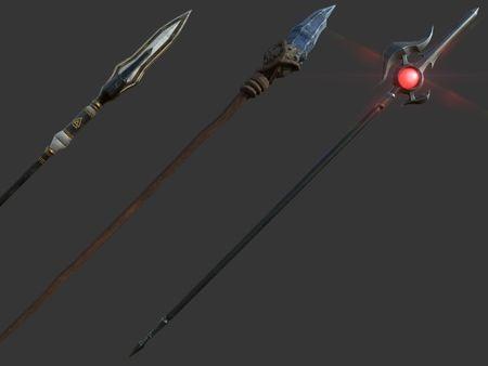 Spear Designs