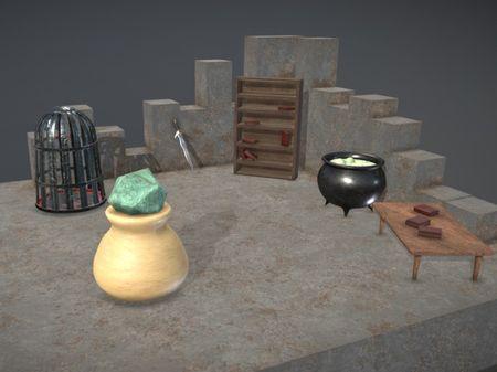 Necromancer's Lair (Project)
