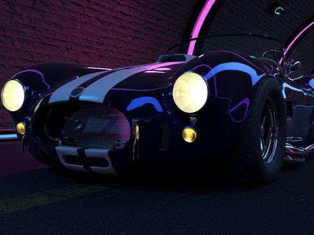 Shelby Cobra 427 (1967)