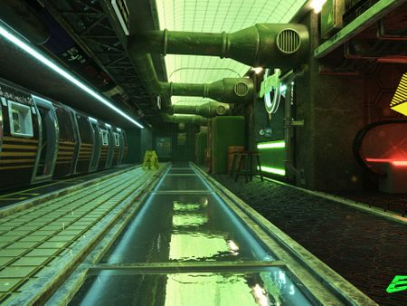 Cyberpunk : Afterlife