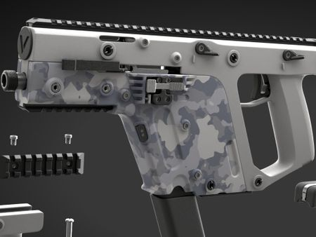 Kriss Vector - High Poly with internals
