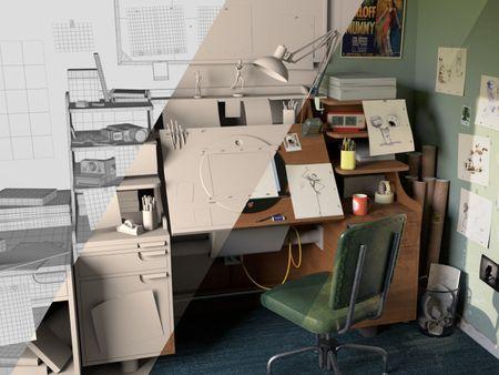 Animation Workstation