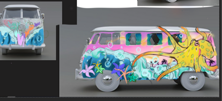 Kombi Van Contest Entry