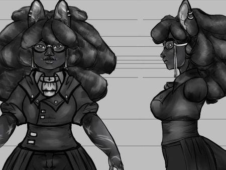 Character Development - Aimut the Werewolf