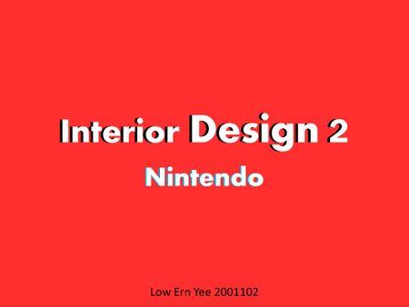 Nintendo Office design