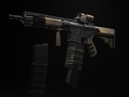 AR15 by Erwin Tang