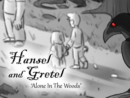 Hansel and Gretel: Alone In The Woods (Storyboarding)