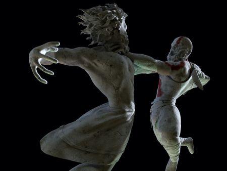 Zeus x Kratos