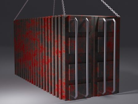 Shipping Container -- Weekly Drills #56