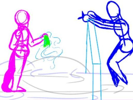 Project rough sketch