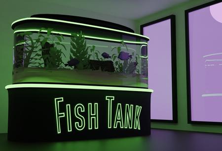 Neon Fish Life