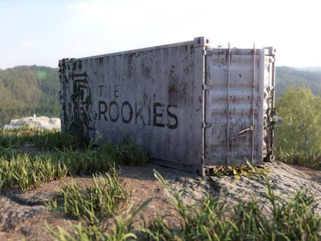 Rookies Container - Weekly drill