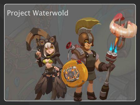 Project Waterworld