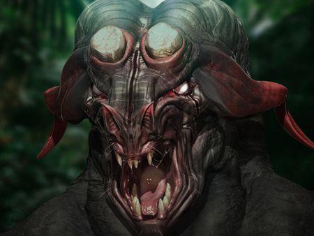 Zbrush Creature