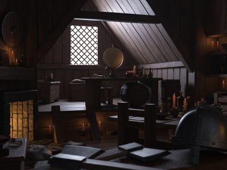 Viking Interior Design