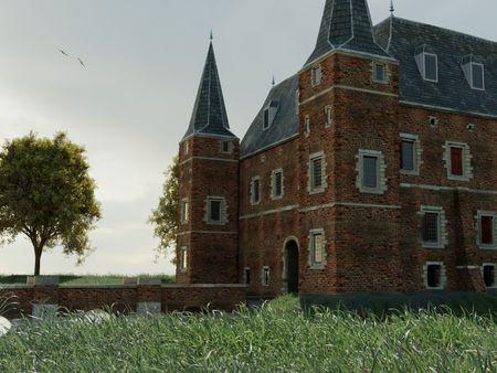 Foleyhue Castle
