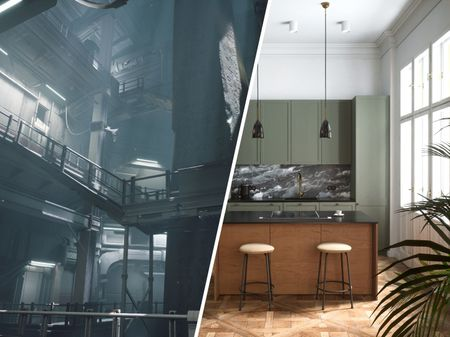Video Game Environments