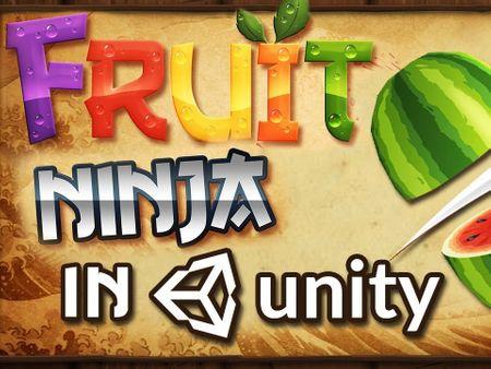 Fruit Ninja VR Replica