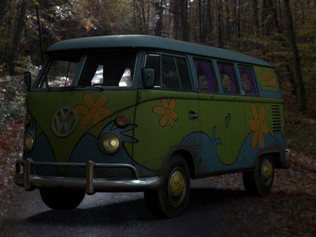 The Mystery Volkswagen