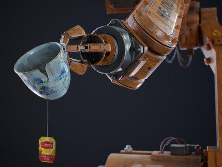 Robot Arm Teaparty