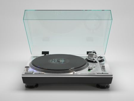 Audio Technica - LP120 - Corona