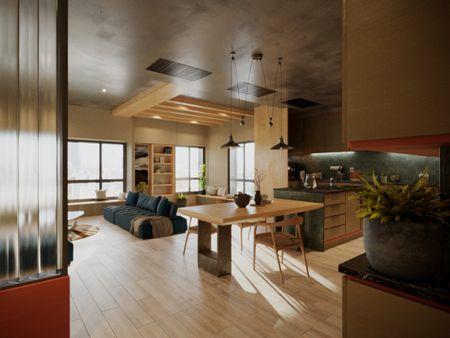 HAO Design - Architectural Visualization