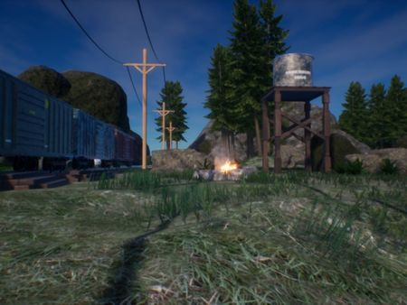 Train Yard Game Environment