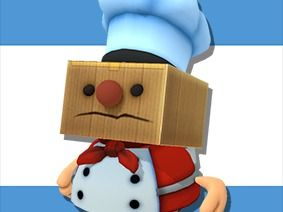 Overcooked 3D Models (Thumbnail not mine).