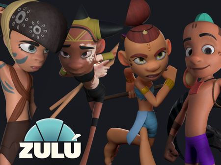 Zulú Childhood