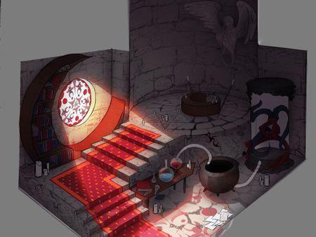 Living Room Concept Design