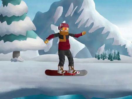 Front Flip Animation2d