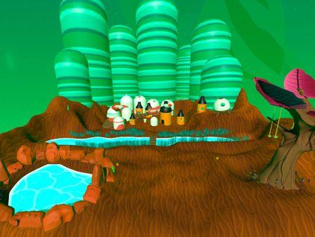 Environment 3D