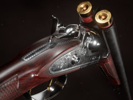Toz 66 - Double Barrel Shotgun