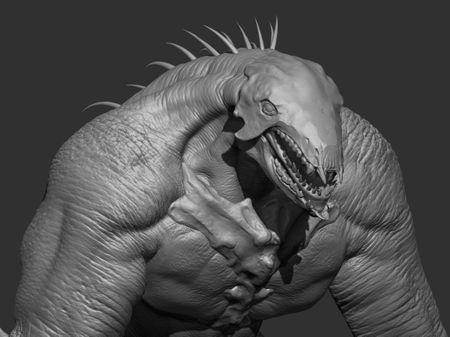 Creature Design_WIP