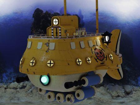 Law's submarine