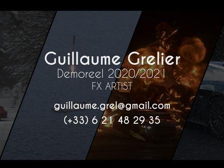 FX Demoreel - Guillaume Grelier