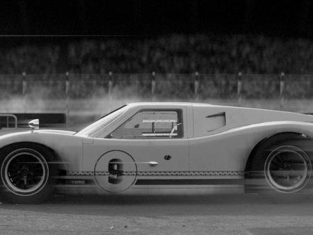 Ford GT40 MK IV Pit Stop Render