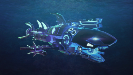 Mechanical Shark