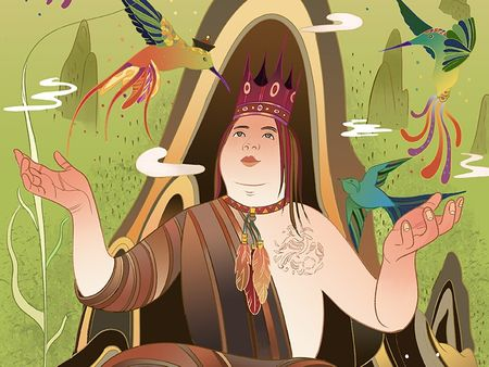 Ancient Chinese fairy tales