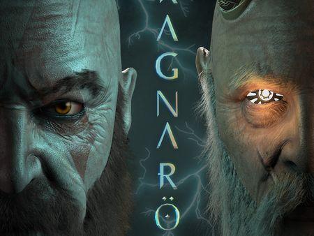 God Of War Ragnarok - Fan Art Wallpaper