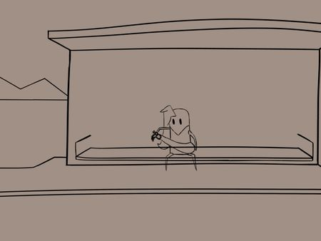 Journey of A Simple Animation