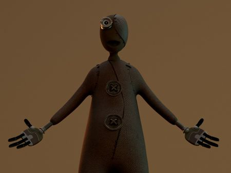 9  Fan art(2009 animated film)