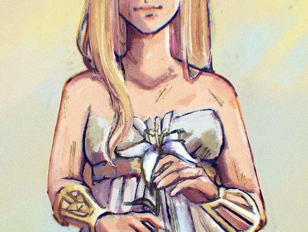 Zelda (3D WIP)