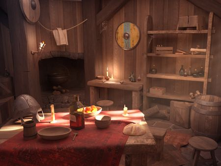 Viking Interior