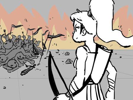 Hippolyta - School Storyboard (2019)